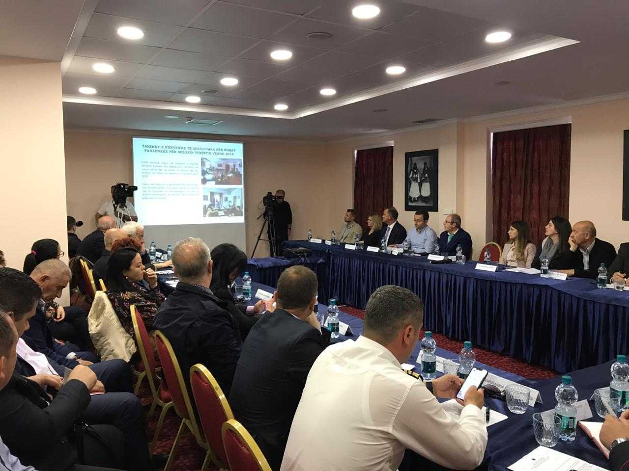 Takim i Komitetit Rajonal të Zhvillimit të Turizmit